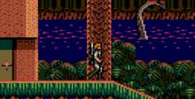 Jurassic Park GameGear Screenshot