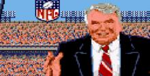 Madden NFL 95 GameGear Screenshot