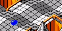Marble Madness GameGear Screenshot
