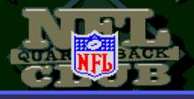 NFL Quarterback Club 96 GameGear Screenshot