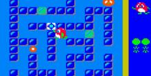 Pengo GameGear Screenshot