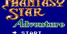 Phantasy Star GameGear Screenshot