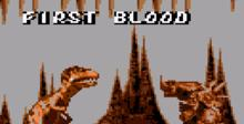 Primal Rage GameGear Screenshot