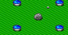 Putt And Putter GameGear Screenshot