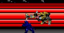 Rise Of The Robots GameGear Screenshot