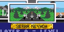 Road Rash GameGear Screenshot