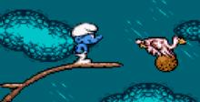 Smurfs Travel The World GameGear Screenshot