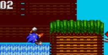 Sonic And Tails 2 GameGear Screenshot