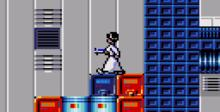 Star Wars GameGear Screenshot