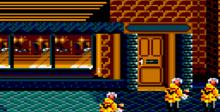 Streets Of Rage 2 GameGear Screenshot