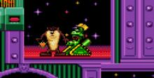 Taz In Escape From Mars GameGear Screenshot