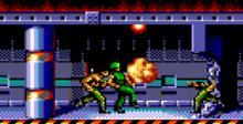 The Terminator GameGear Screenshot
