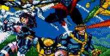 X-Men GameGear Screenshot