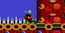 Zoop GameGear Screenshot