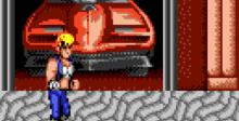 Double Dragon Lynx Screenshot