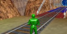 Army Men: Sarge's Heroes 2 Nintendo 64 Screenshot