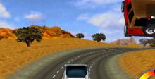 Cruis'n USA Nintendo 64 Screenshot