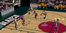 Kobe Bryant's NBA Courtside Nintendo 64 Screenshot