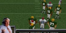 Madden Football 64 Nintendo 64 Screenshot