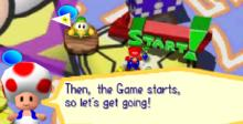 Mario Party Nintendo 64 Screenshot