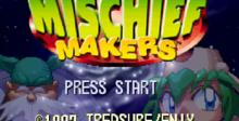 Mischief Makers Nintendo 64 Screenshot