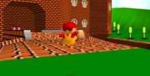 Super Mario 64 Nintendo 64 Screenshot