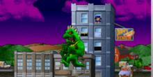 Rampage World Tour Nintendo 64 Screenshot