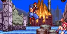 Double Dragon NeoGeo Screenshot