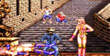 Voltage Fighter Gowcaizer NeoGeo Screenshot