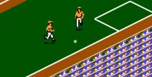 Bo Jackson Baseball NES Screenshot
