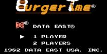 Burgertime NES Screenshot