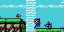 Captain America and the Avengers NES Screenshot