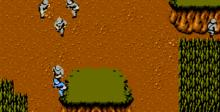Commando NES Screenshot