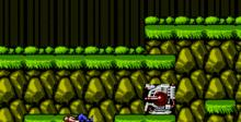 Contra for NES NES Screenshot