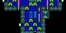 Dash Galaxy in the Alien Asylum NES Screenshot