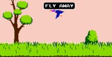 Duck Hunt NES Screenshot