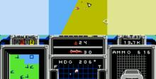 F-15 Strike Eagle NES Screenshot