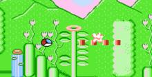 Fantasy Zone NES Screenshot
