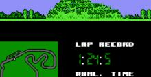 Ferrari Grand Prix Challenge NES Screenshot