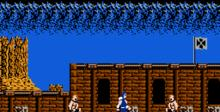 Fist of the North Star NES Screenshot