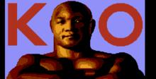 George Foreman's KO Boxing NES Screenshot