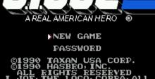 G.I. Joe NES Screenshot