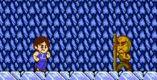 Jackie Chan's Action Kung Fu NES Screenshot