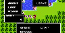 Legend of the Ghost Lion NES Screenshot