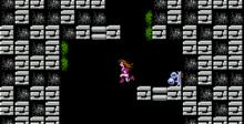 Metroid NES Screenshot