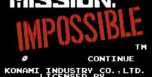 Mission: Impossible NES Screenshot