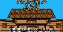 Noah's Ark NES Screenshot