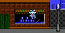 Rockin' Kats NES Screenshot