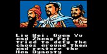 Romance of the Three Kingdoms 2 NES Screenshot
