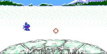 Ski or Die NES Screenshot